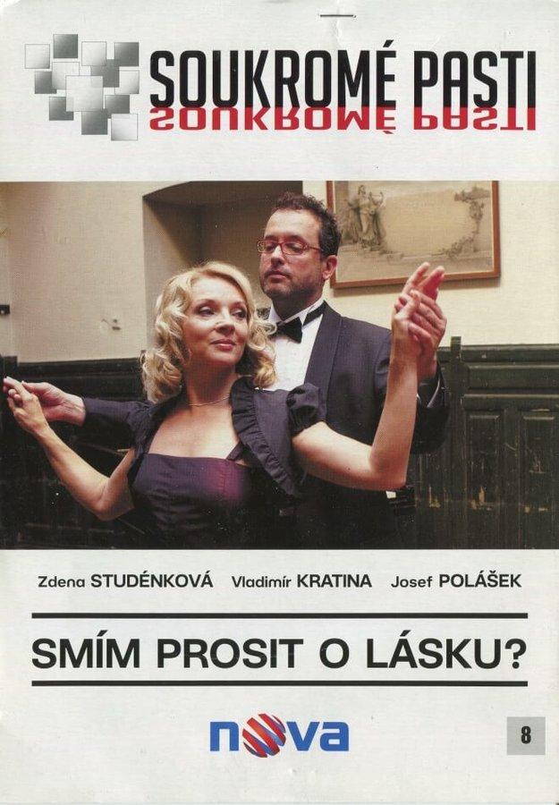 Soukromé pasti - Smím prosit o lásku? (DVD) (papírový obal)