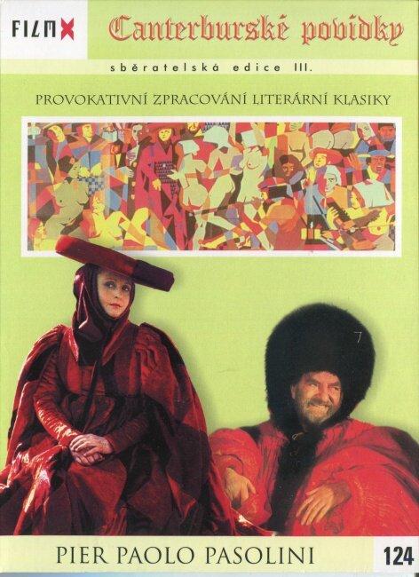 Canterburské povídky (DVD)