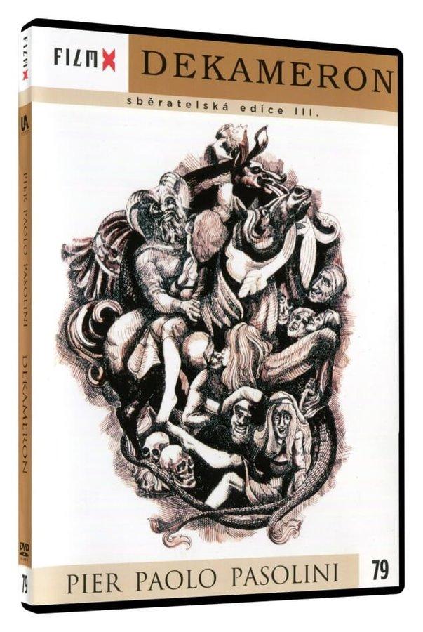 Dekameron (DVD) - edice Film X