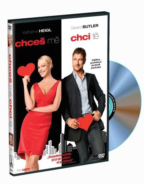 Chceš mě, chci tě (DVD)