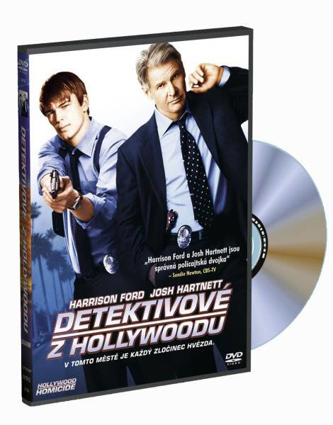 Detektivové z Hollywoodu (DVD)