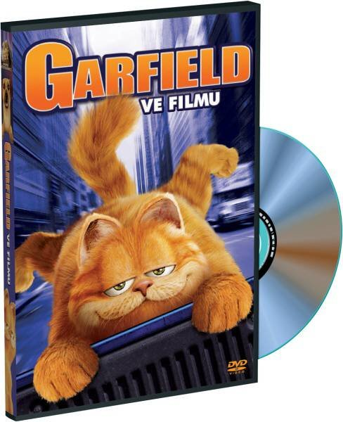 Garfield ve filmu - 2xDVD
