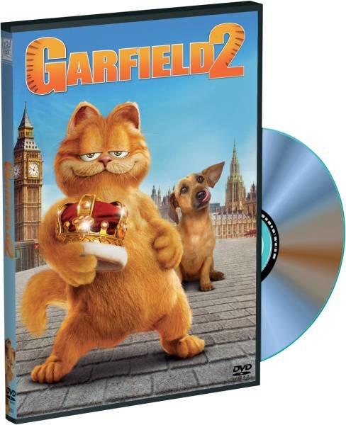 Garfield 2 (DVD)