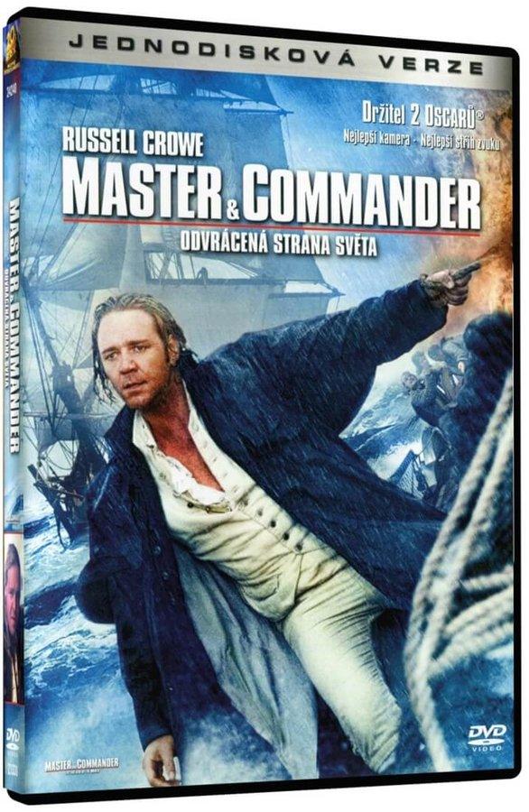 Master & Commander: Odvrácená strana světa (DVD)