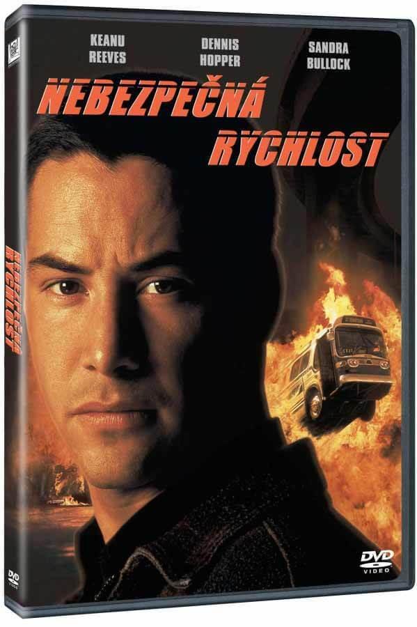 Nebezpečná rychlost (DVD)