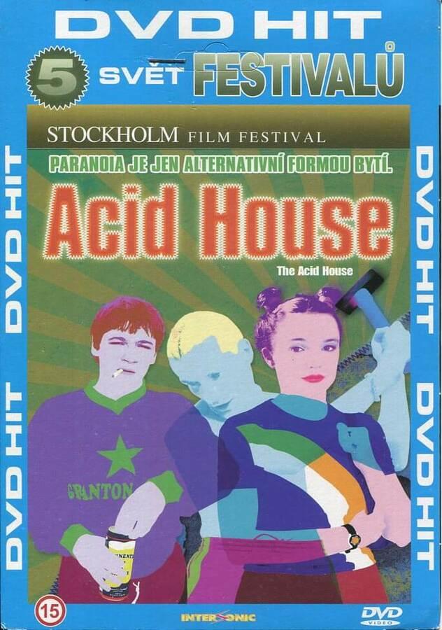 Acid House (DVD) (papírový obal)