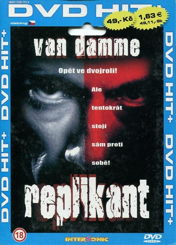 Replikant (DVD) (papírový obal)