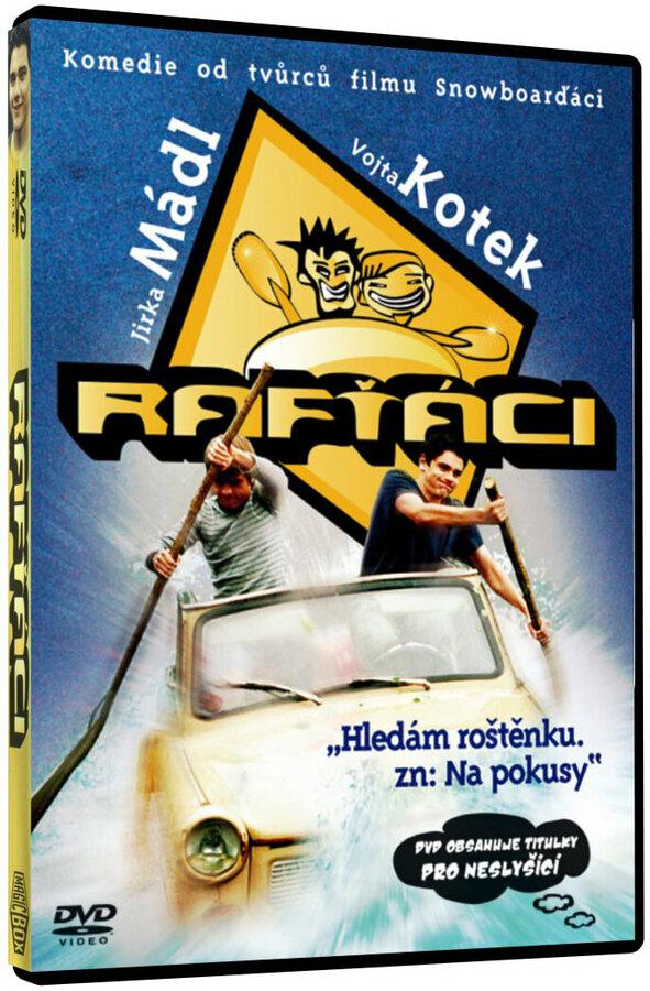 Rafťáci (DVD)