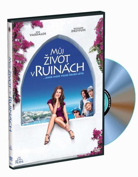 Můj život v ruinách (DVD)