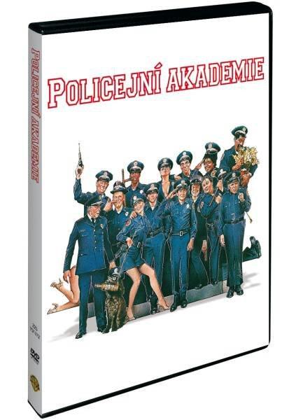 Policejní akademie (DVD)