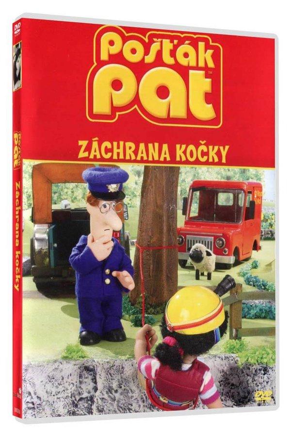 Pošťák Pat 3 - Záchrana kočky (DVD)