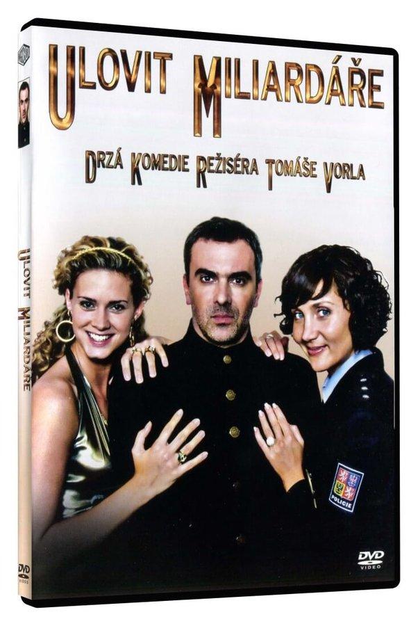 Ulovit miliardáře (DVD)