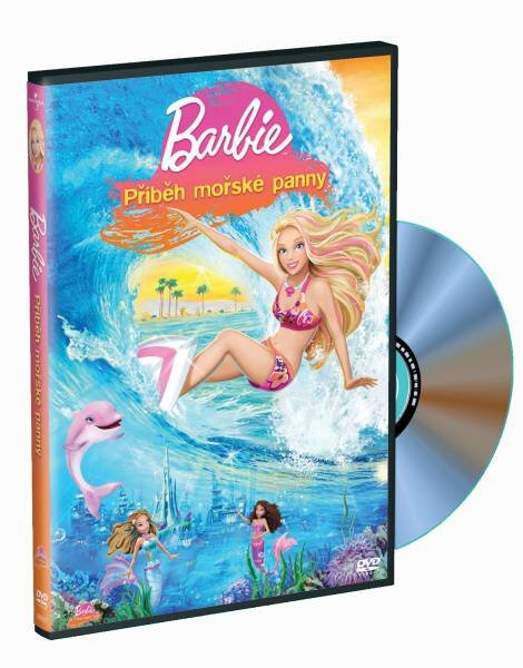 Barbie - Příběh mořské panny (DVD)
