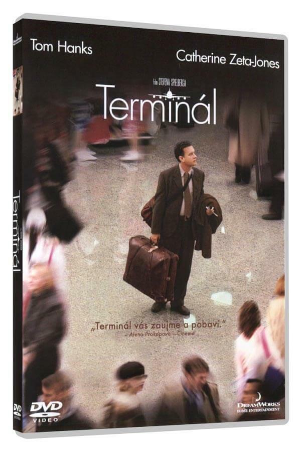 Terminál (DVD) - edice Paramount Stars