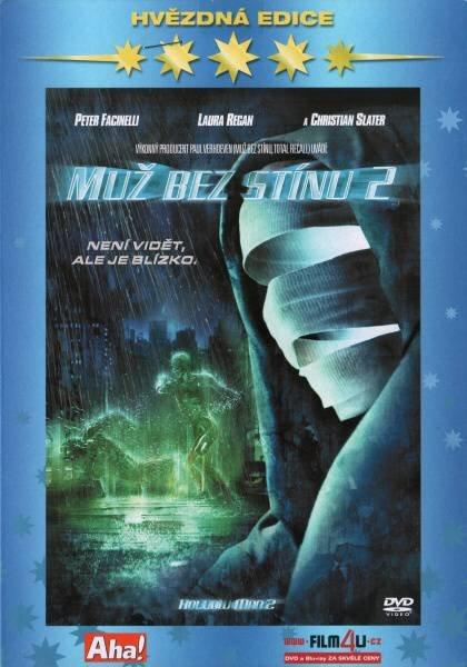 Muž bez stínu 2 (DVD) (papírový obal)