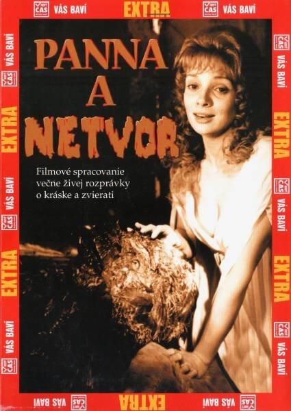 Panna a netvor (DVD) (papírový obal)