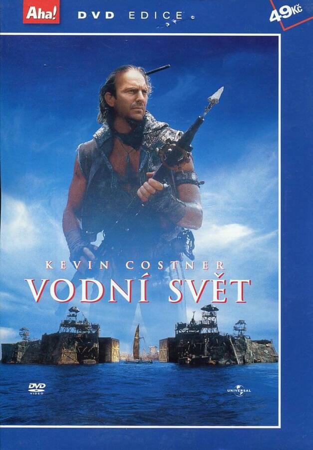 Vodní svět (DVD) (papírový obal)