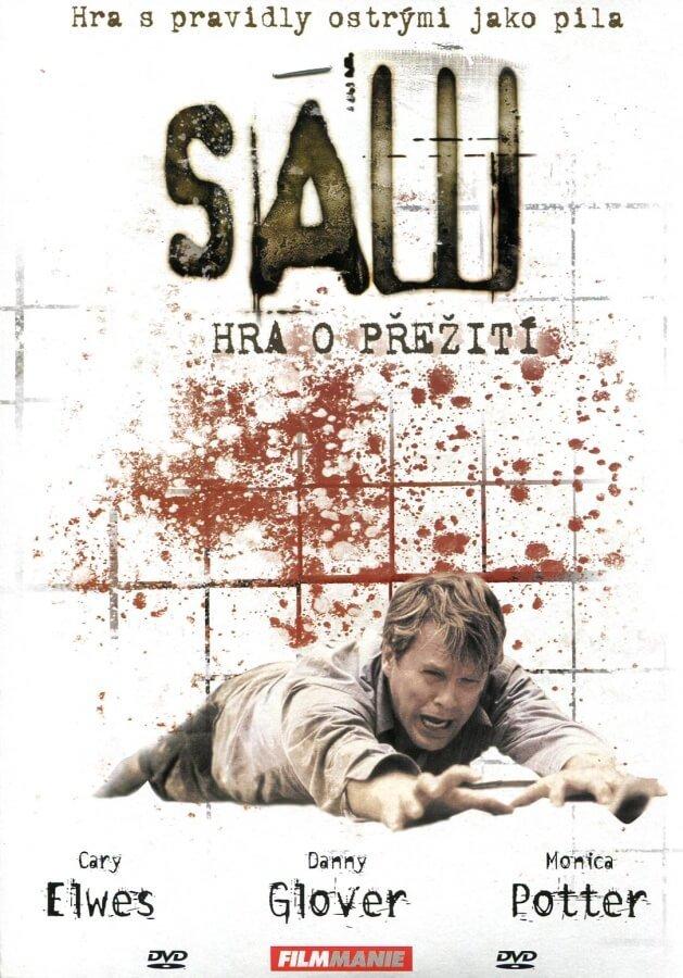 SAW - Hra o přežití (DVD) (papírový obal)