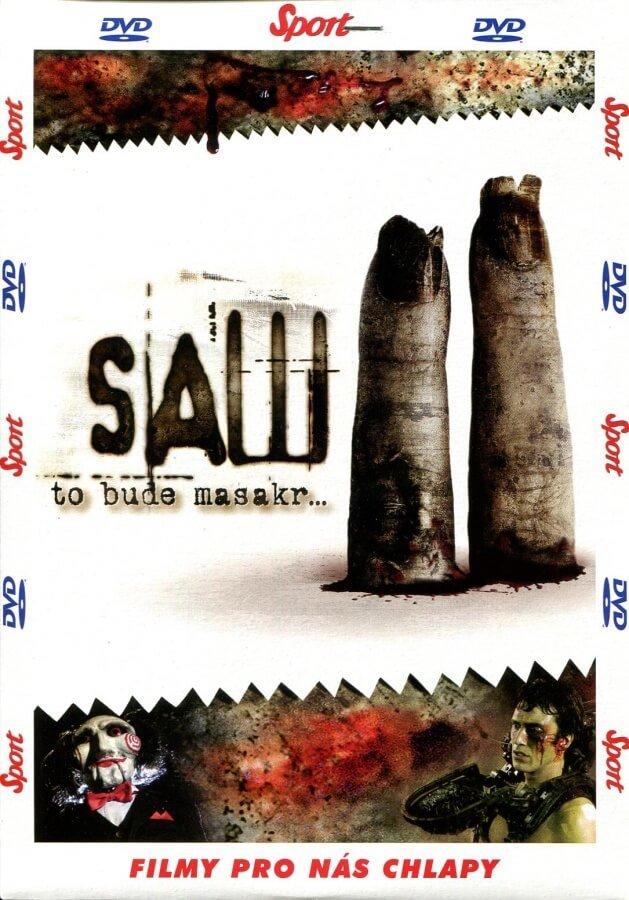 SAW II (DVD) (papírový obal)