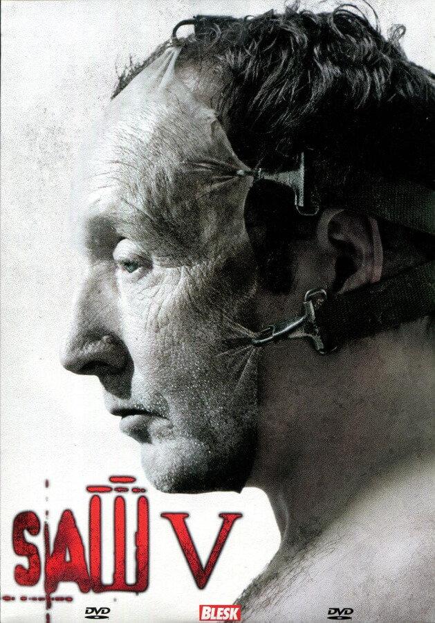 Saw V (DVD) (papírový obal)