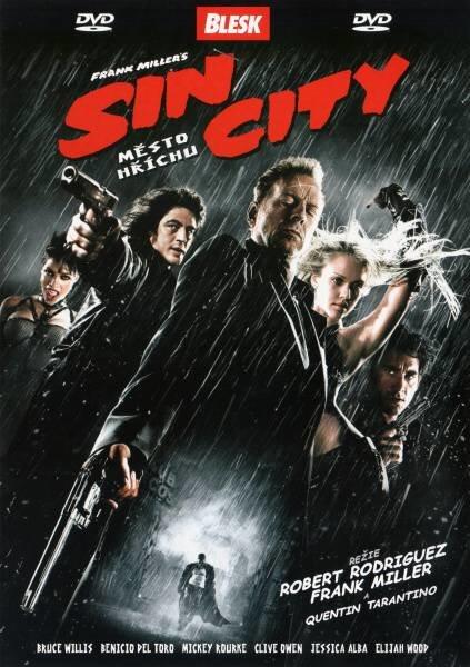 Sin City (DVD) (papírový obal)