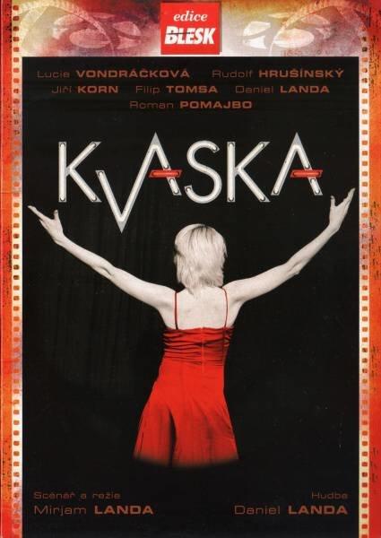 Kvaska (DVD) (papírový obal)