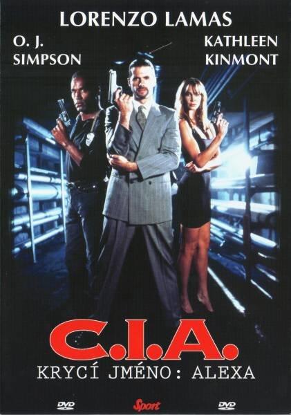 C.I.A. Krycí jméno Alexa (DVD) (papírový obal)