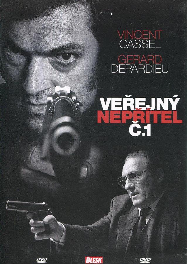 Veřejný nepřítel č. 1 (DVD) (papírový obal)
