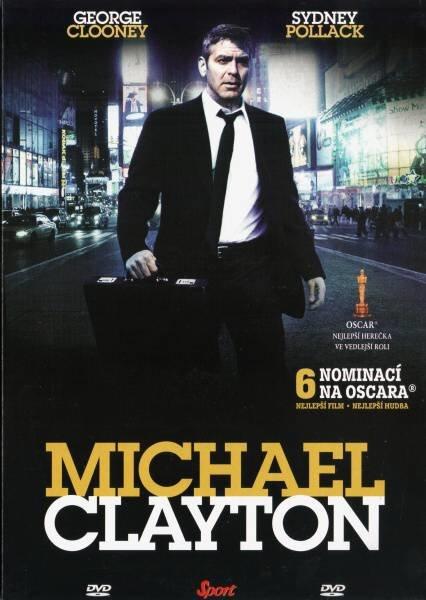 Michael Clayton (DVD) (papírový obal)