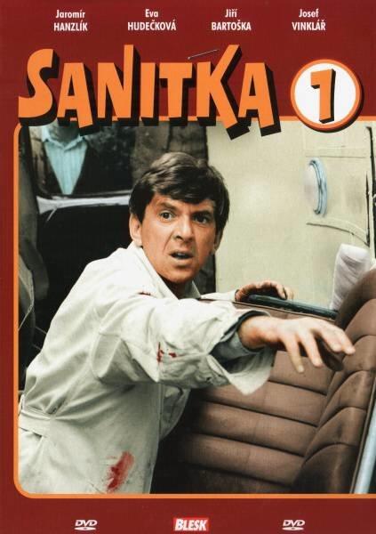 Sanitka 1 (1.-2. díl) (DVD) (papírový obal)