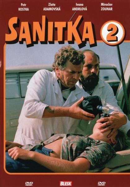 Sanitka 2 (3.-4. díl) (DVD) (papírový obal)