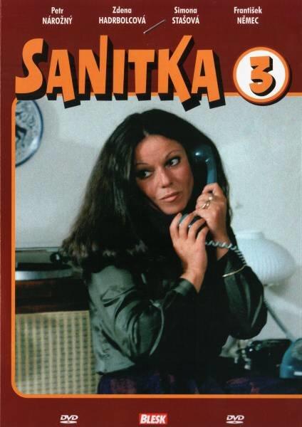 Sanitka 3 (5.-6. díl) (DVD) (papírový obal)