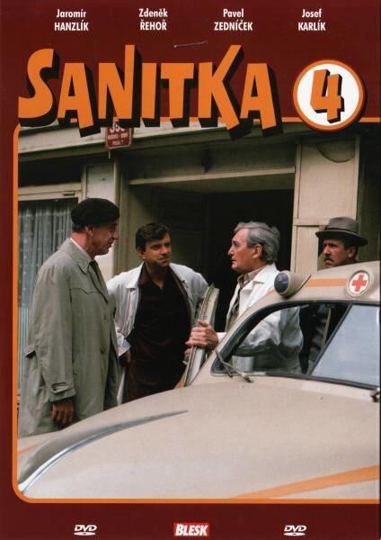 Sanitka 4 (7.-8. díl) (DVD) (papírový obal)