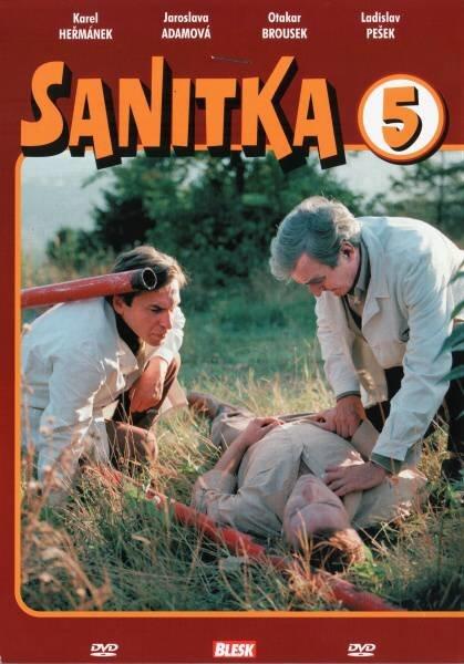 Sanitka 5 (9.-10. díl) (DVD) (papírový obal)