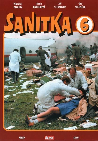 Sanitka 6 (11. díl) (DVD) (papírový obal)