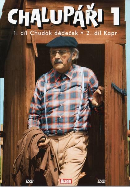 Chalupáři 1 (1.-2. díl) (DVD) (papírový obal)