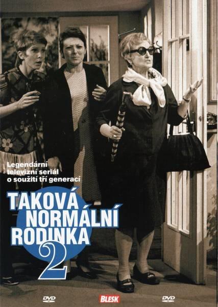 Taková normální rodinka 2 (3.-4. díl) (DVD) (papírový obal)