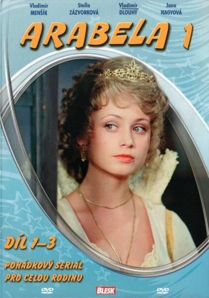 Arabela 1 (1.-3. díl) (DVD) (papírový obal)