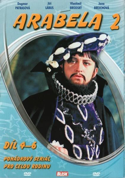 Arabela 2 (4.-6. díl) (DVD) (papírový obal)
