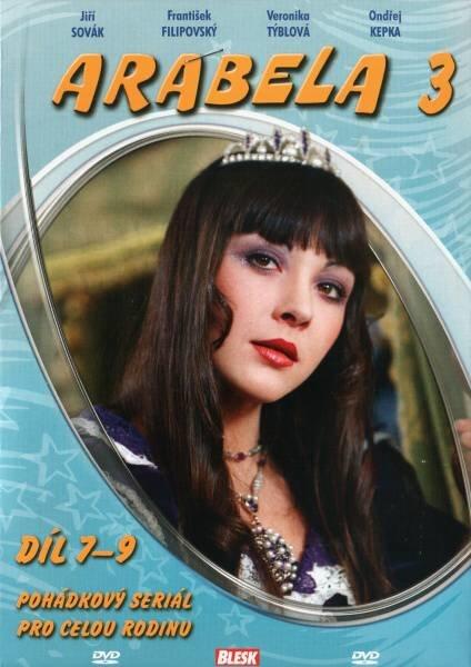 Arabela 3 (7.-9. díl) (DVD) (papírový obal)