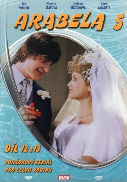 Arabela 5 (12.-13. díl) (DVD) (papírový obal)