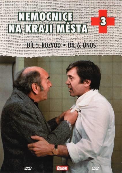 Nemocnice na kraji města 03 (5.-6. díl) (DVD) (papírový obal)
