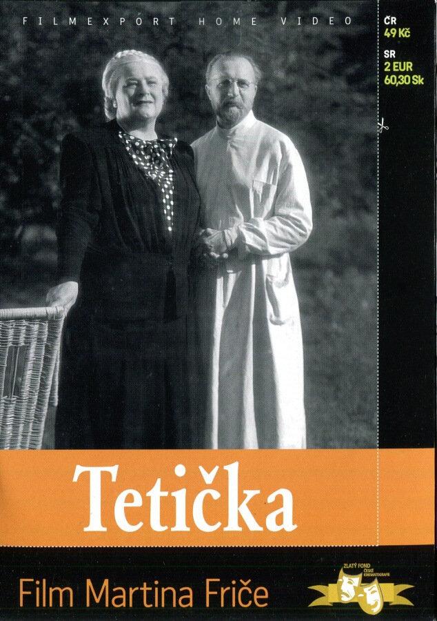 Tetička (DVD) (papírový obal)