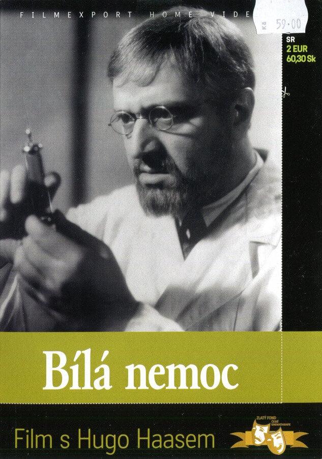 Bílá nemoc (DVD) (papírový obal)