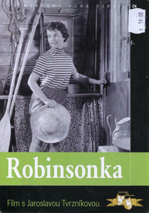 Robinsonka (DVD) (papírový obal)