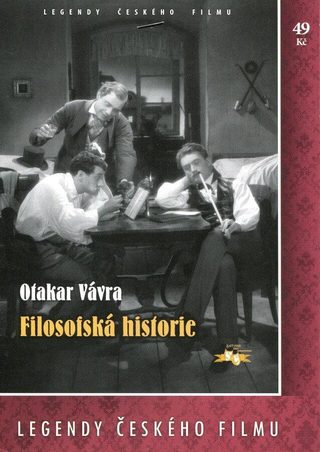 Filosofská historie (DVD) (papírový obal)