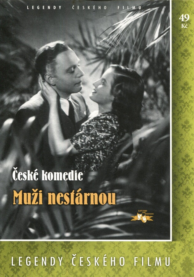 Muži nestárnou (DVD) (papírový obal)