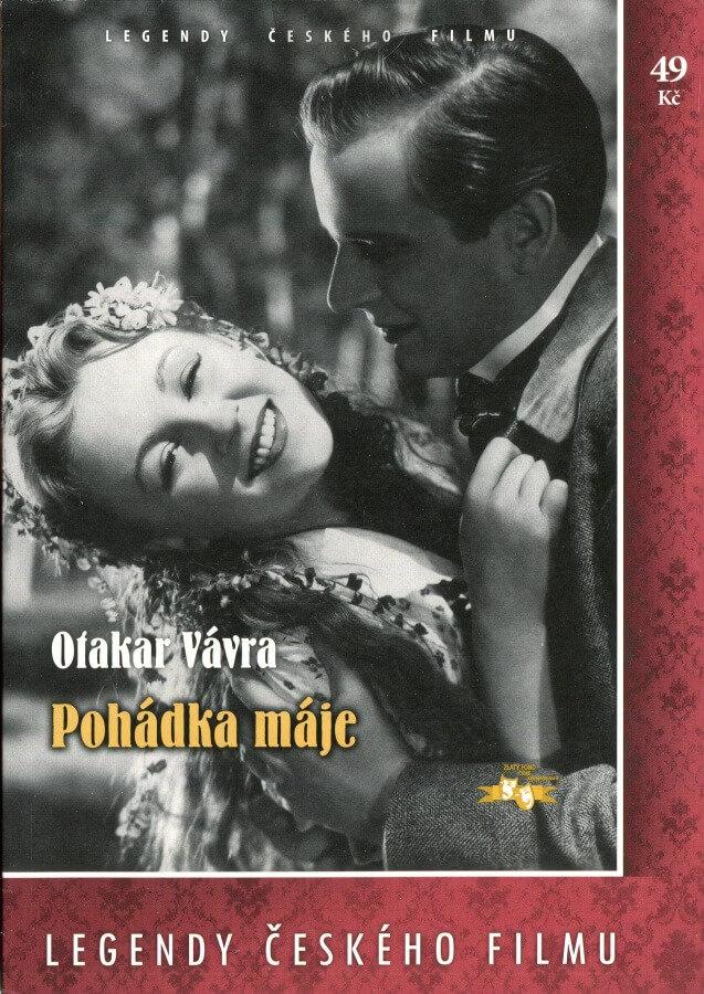 Pohádka máje (DVD) (papírový obal)