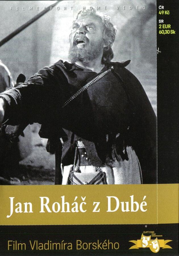 Jan Roháč z Dubé (DVD) (papírový obal)