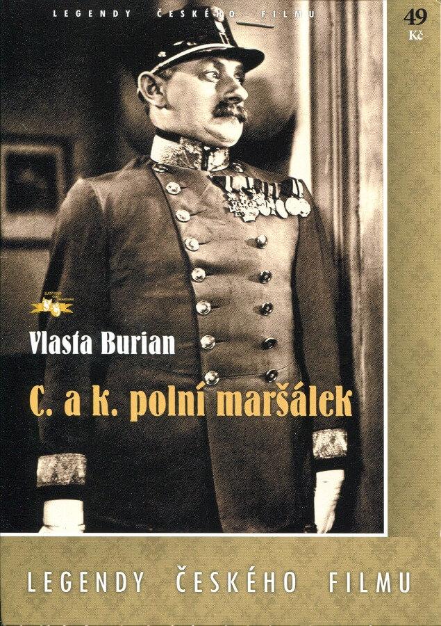 C. a k. polní maršálek (DVD) (papírový obal)